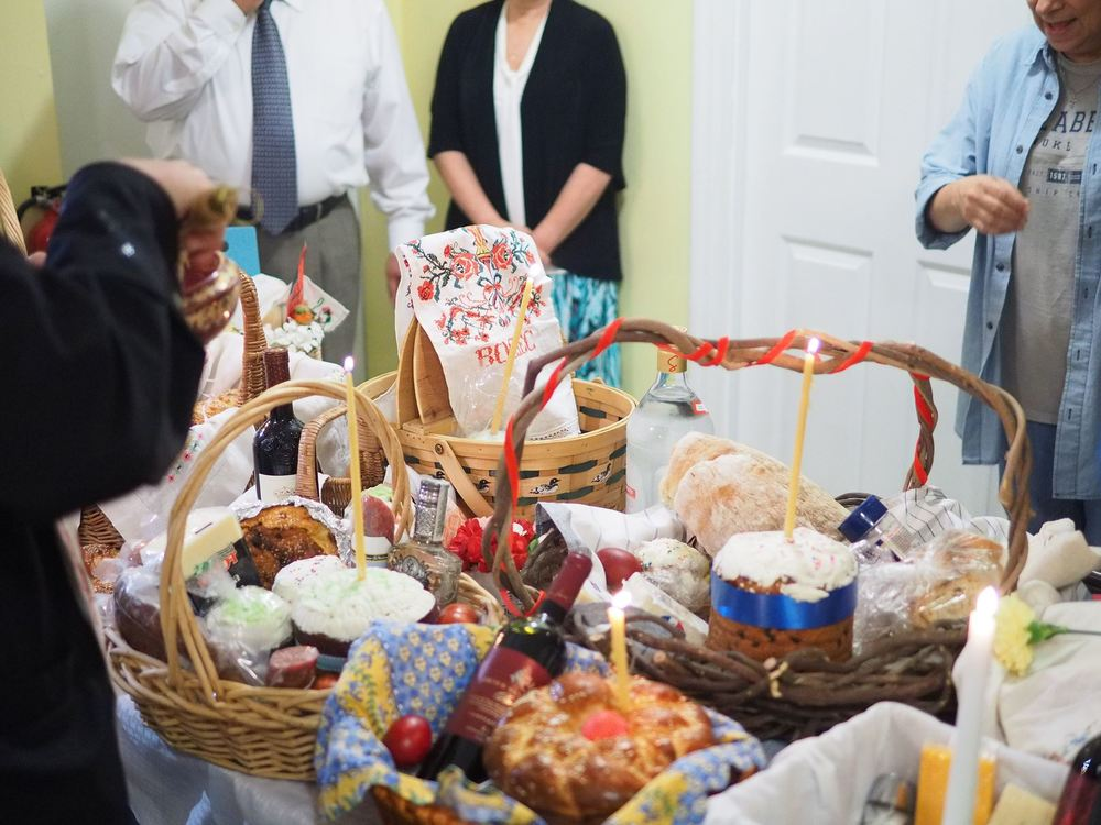 Pascha Bless Baskets 2016 St James Beaufort SC.jpg