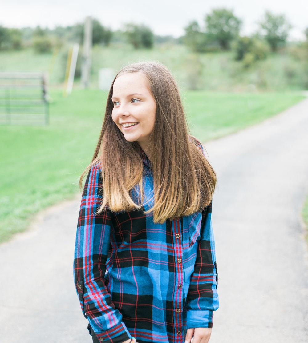 Family Fall Session | Pumpkin Farm | Wisconsin Family Photographer