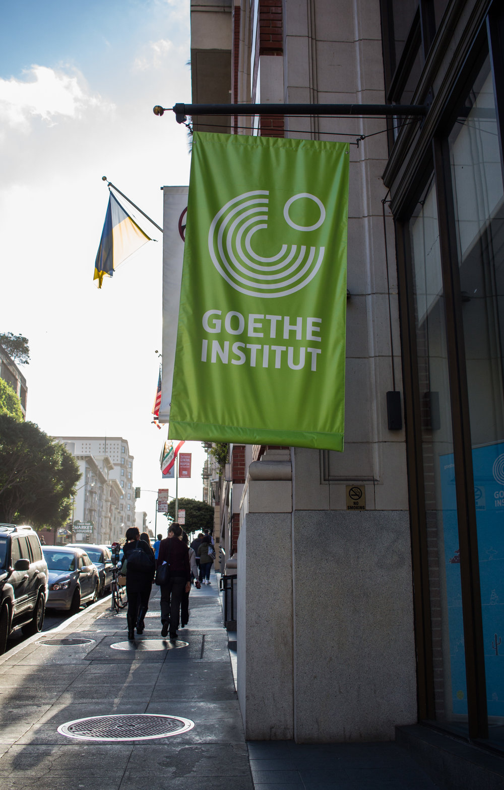 Goethe-Institute-Flag