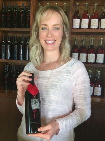 Tessa Parker of Tessa Marie Wines