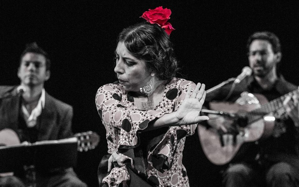 Briseyda Zárate is a flamenco singer and dancer based in Los Angeles.
