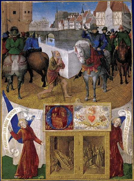Jean Fouquet [Public domain], via Wikimedia Commons