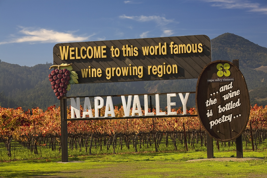 Napa Valley Winemakers VIP Access - Private VIP tours & tastings at 3 winemakers' vineyards, signed Barrel Head by all 3 winemakers, chauffeur, Westin Verasa 3-night stay with airfare for 2. Booking & concierge service.