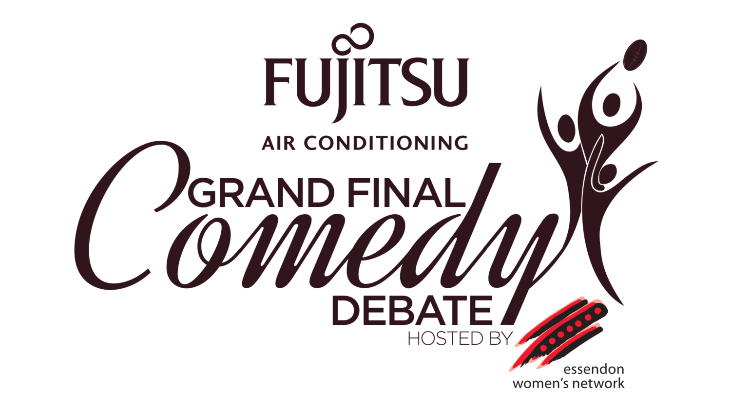 Fujitsu General Grand Final Comedy Debate