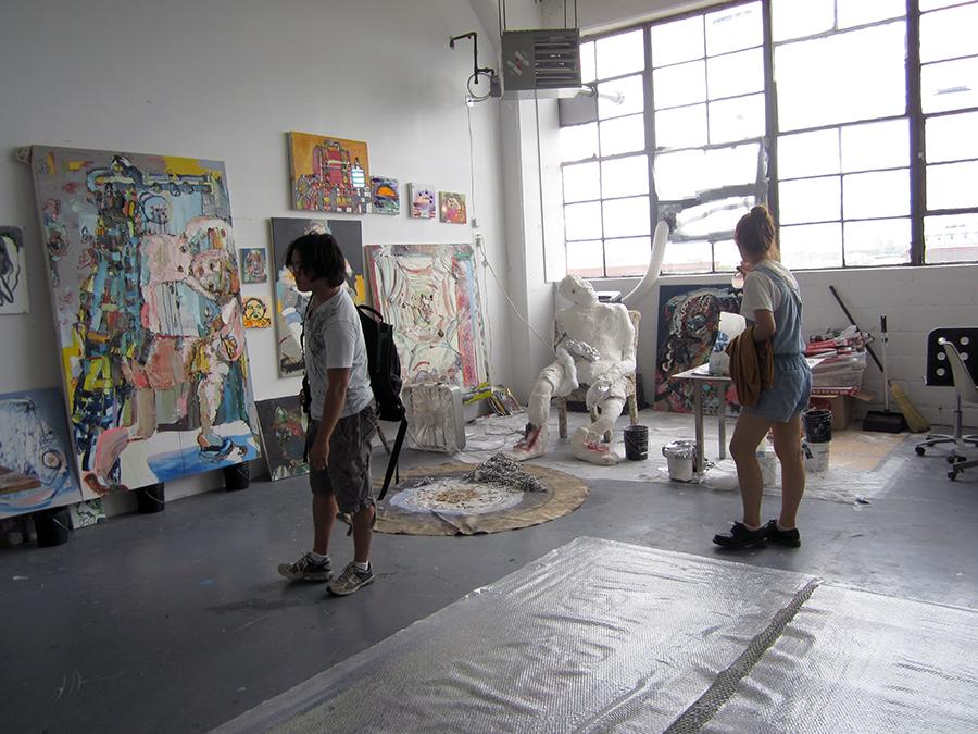 Bushwick 2012 Sungwon Hong, Yonjin Cho 3.jpg