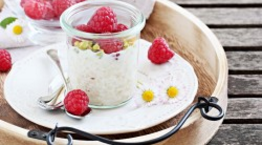 Berry Nice Overnight Oats