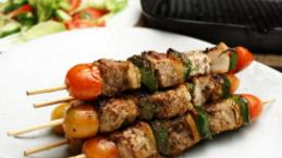 Moroccan Lamb Kebabs