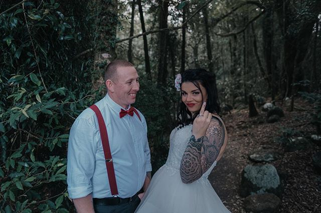 Elope in your choice of location (Gold Coast/Tweed Coast/Scenic Rim), with exquisite florals, professional hair & makeup, a beautiful heartfelt ceremony and stunning photography to remember it all by.  Check out the packages on our website to find one that suits your style.  International elopements welcome.  Run away with us and get hitched, and save the rest of your money for the honeymoon! 💫WILDHEARTED & HITCHED ...run away with us...