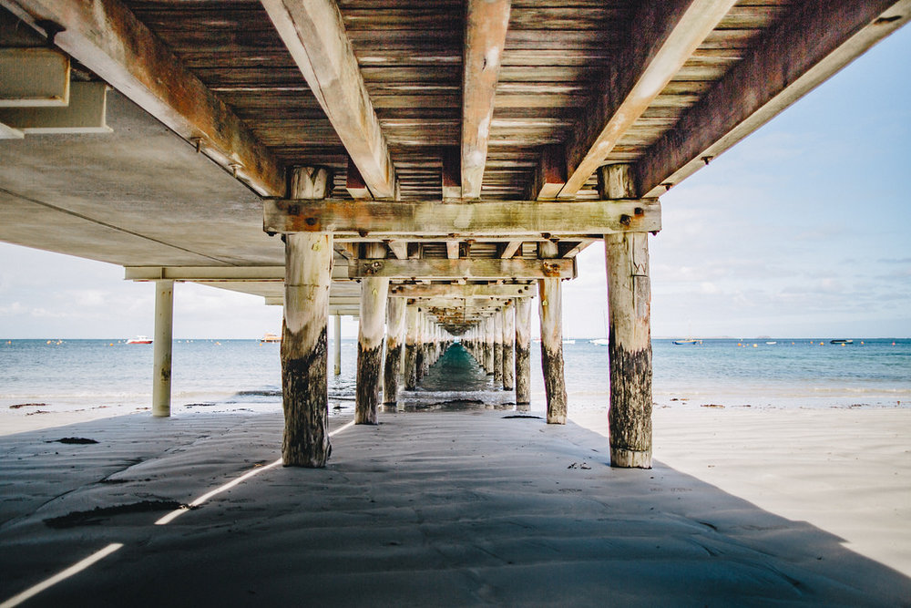 POINT LEO PIER (photographer: Fabio Oliveira)