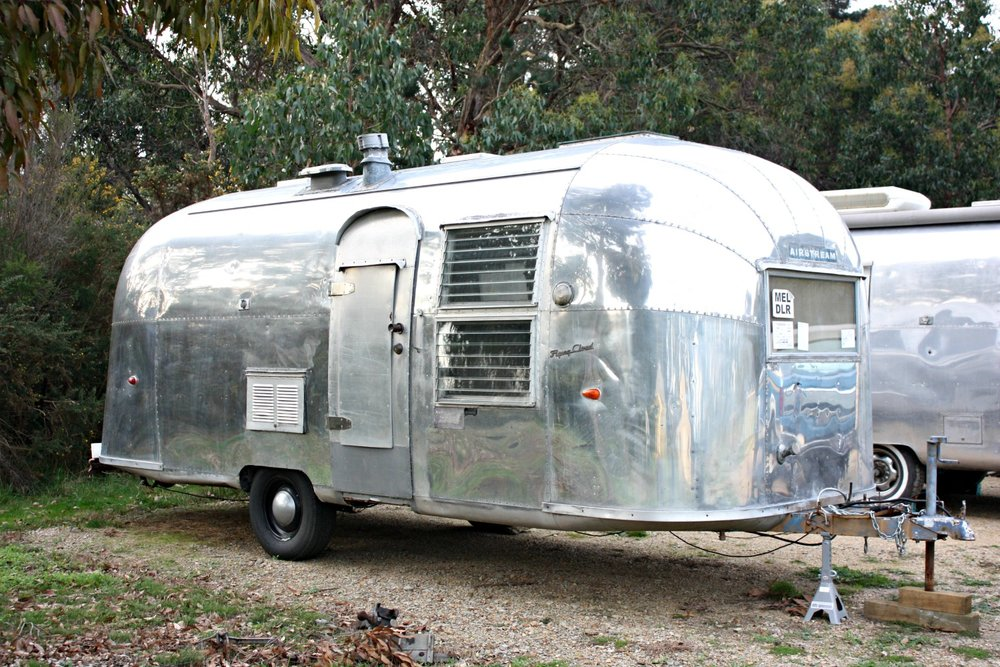 Airstream hire Australia - Wanderlings