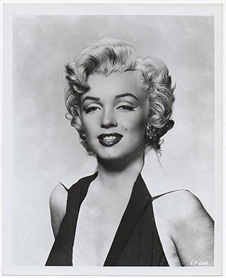 Eugene Korman,  Niagara,  Publicity Photograph 20th Century Fox, 1953