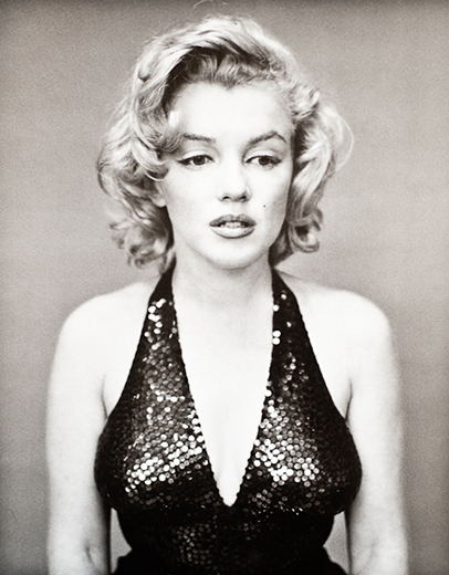 Marilyn Monroe 1957 Richard Avedon
