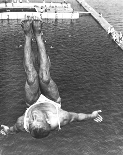Diver  1934 Alexander Rodchenko