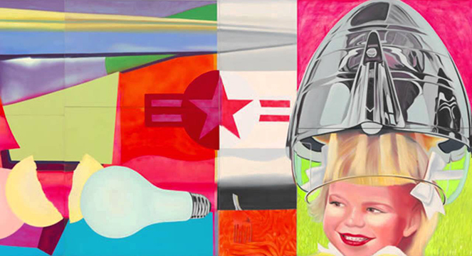 F-111  (Fragment) James Rosenquist