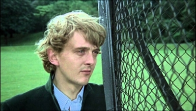 Blow-Up  David Hemmings as Thomas final sequence.