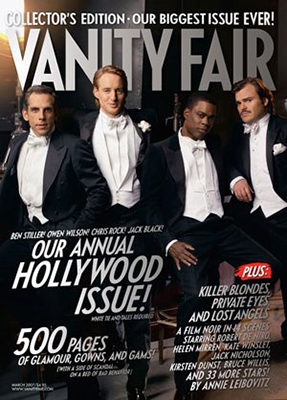 Vanity Fair March 2006 Annie Leibovitz