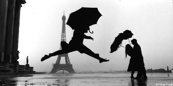 Paris 1989 Elliott Erwitt