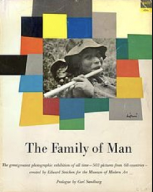Catalog for  The Family of Man  Exhibit MoMA 1955