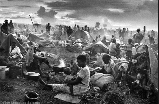 Migrations: Humanity in Transition  2000 Sebastian Salgado