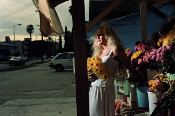 Champagne, 19 Years Old, California, $20.00  1992 Philip-Lorca diCorcia