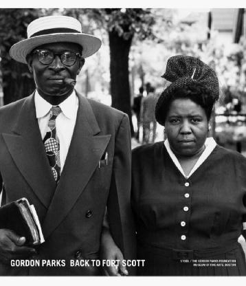 Back to Fort Scott , for  Life Magazine  (unpublished) 1950 Photographer: Gordon Parks