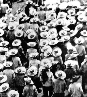 Worker's Parade , 1926 Tina Modotti