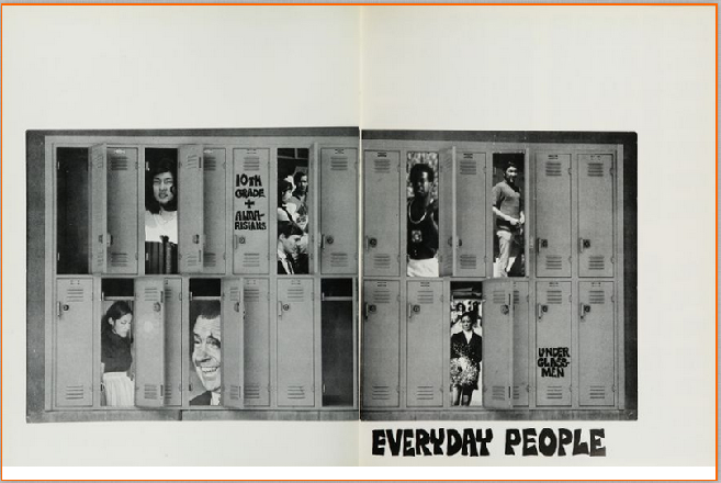 Gardena High School Yearbook 1969