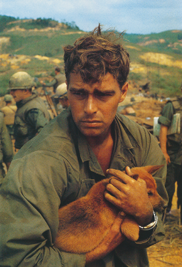 Larry Burrows,  Khe Sanh, Vietnam  1968