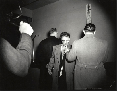 Weegee,  Cop Killer , 1939