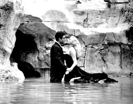 Federico Fellini,  La Dolce Vita , 1960