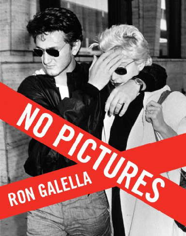 Ron Galella, Book cover:  No Pictures,  published 2008