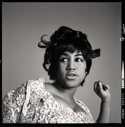 Richard Avedon,  Aretha Franklin , 1968