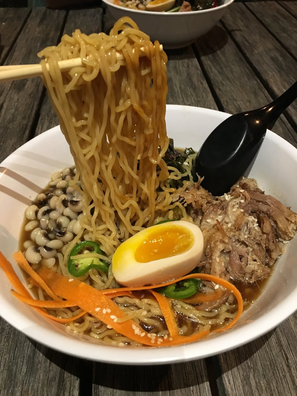 Down South Ramen - Kudzu Noodle Bar - Montomgery, Alabama (CLOSED)