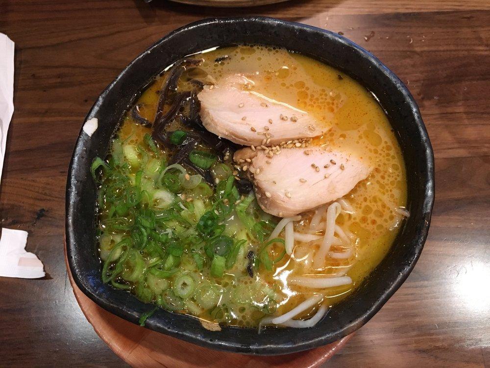 Chicken Paitan - Marufuku Ramen - San Francisco, CA