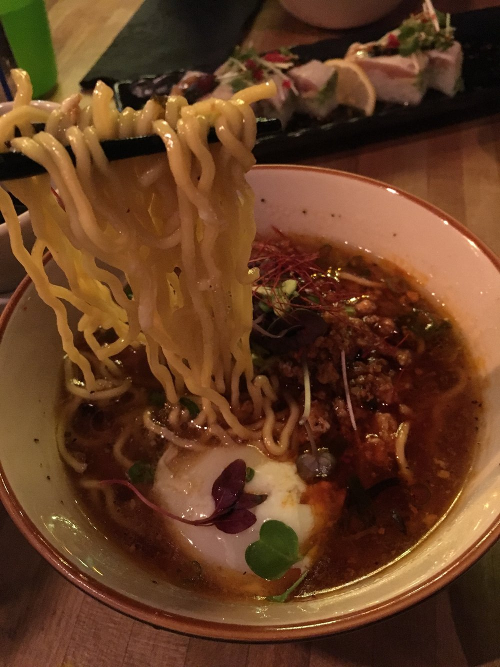 The Hellz Ramen - Suika Seattle - Seattle, WA