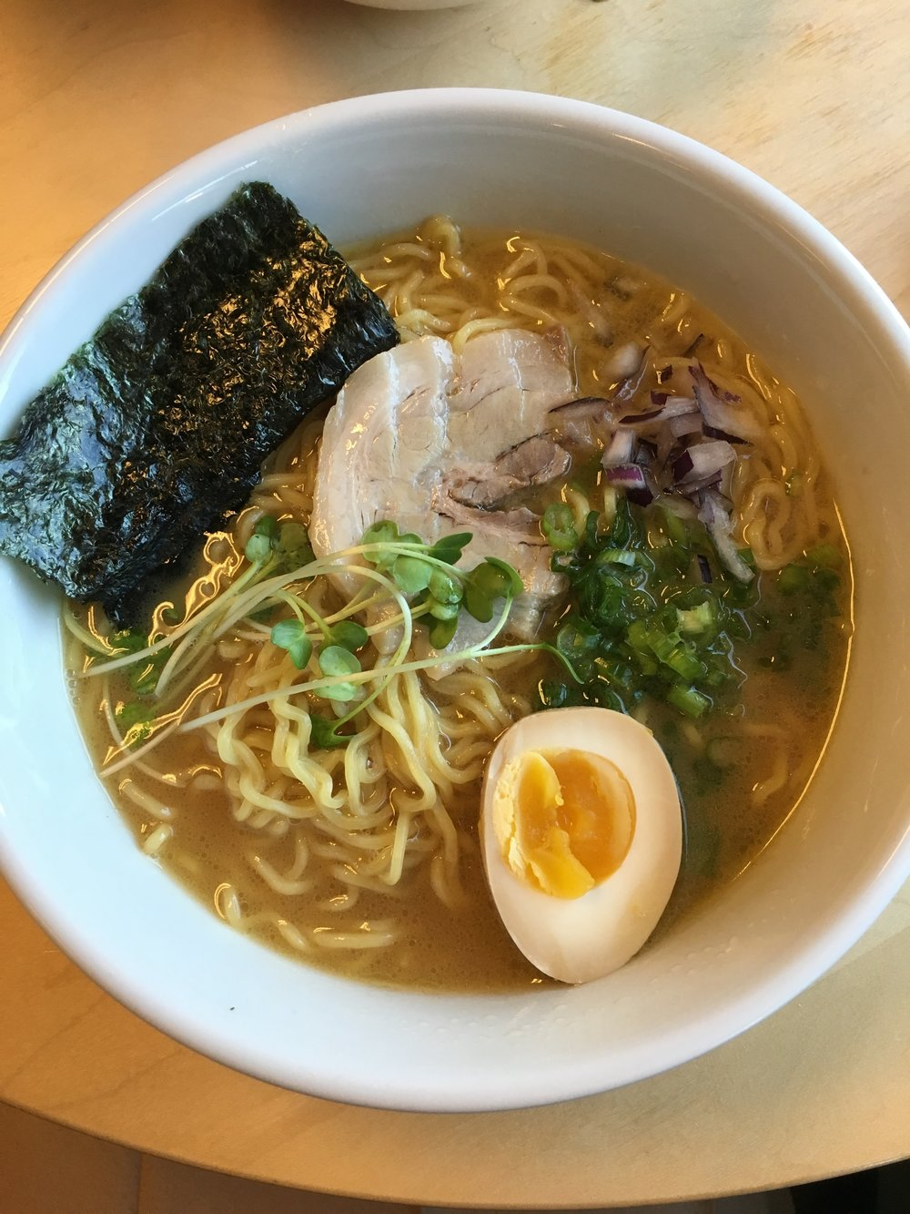 Chicken Paitan - Ramen Hero Pop Up - Burlingame, CA