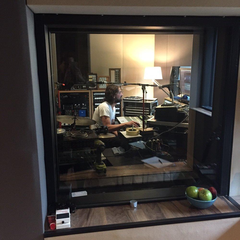 Union St Studios - Roger Bergodaz