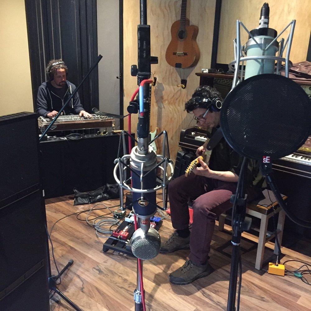 Union St Studios - Ben Franz & Grant Taylor