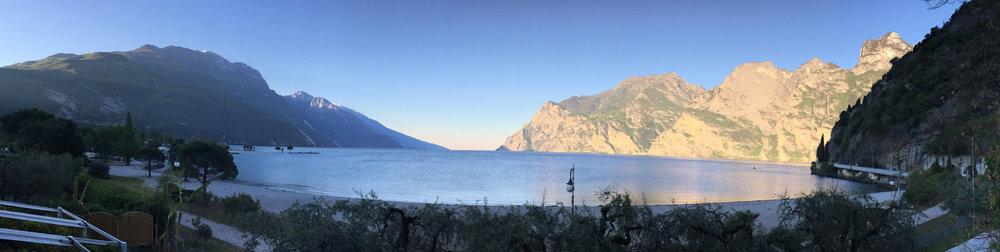 Buongiorno Lago Garda                                                         Photo: H.H.