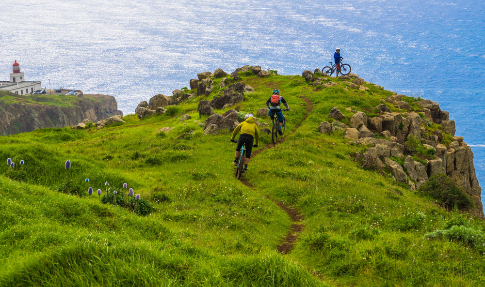 There's always a view worth stopping for on Madeira.