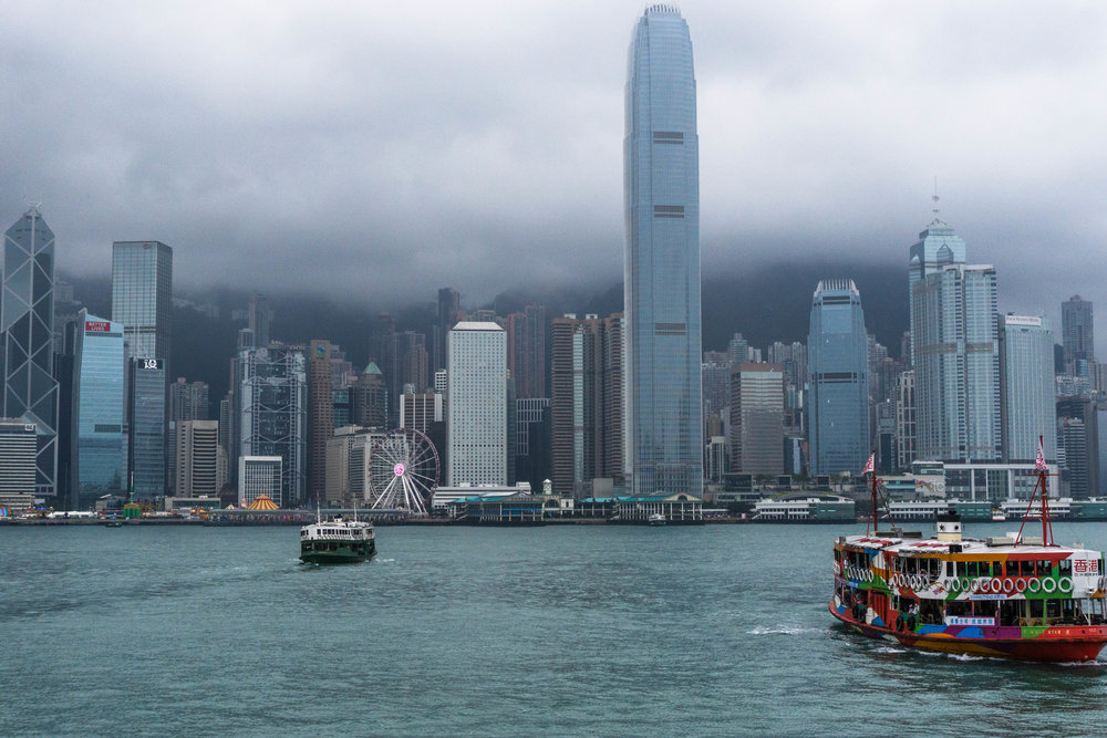 Hong Kong, December 2018