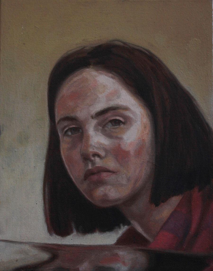Madeline Peters, 'Kyneton, January.'