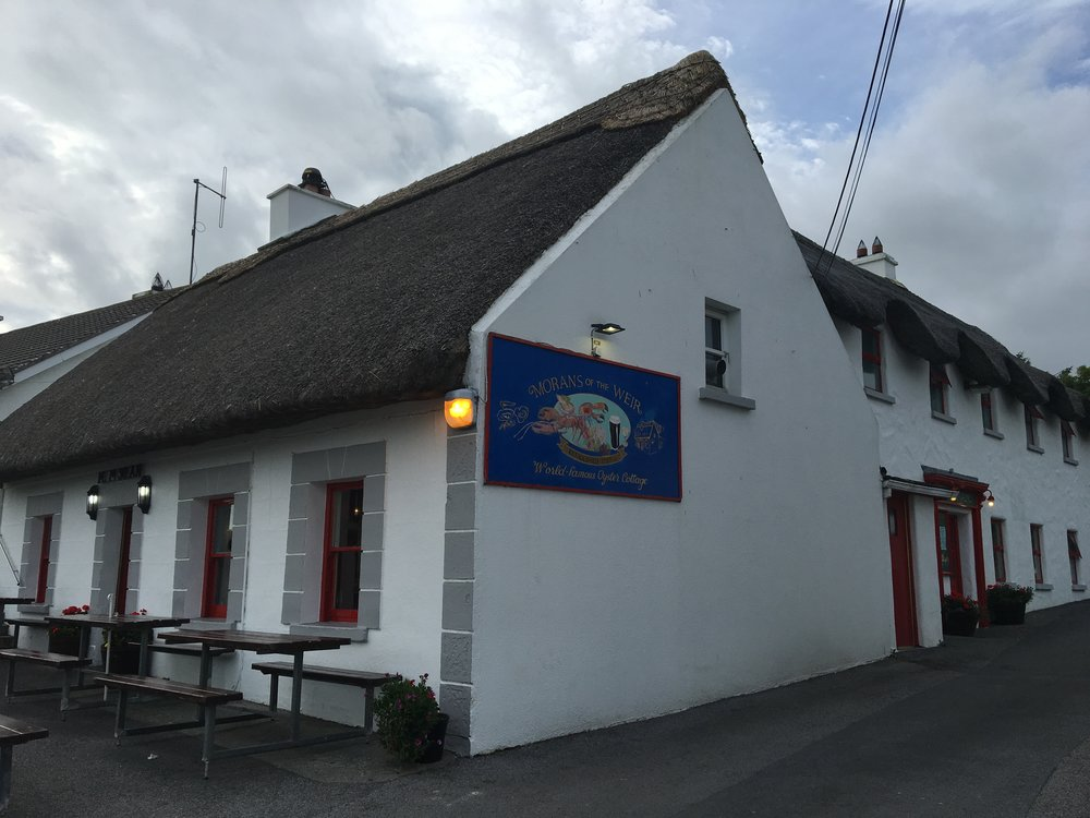 Moran's Oyster Cottage - 30 minutes drive