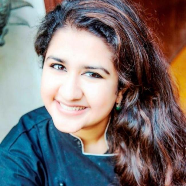 Megha Kohli, Head Chef at Lavaash by Saby
