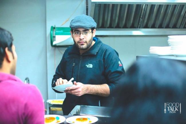 Rahul Dua, Chef-entrepreneur, Rustom's Parsi Bhonu and Café Lota