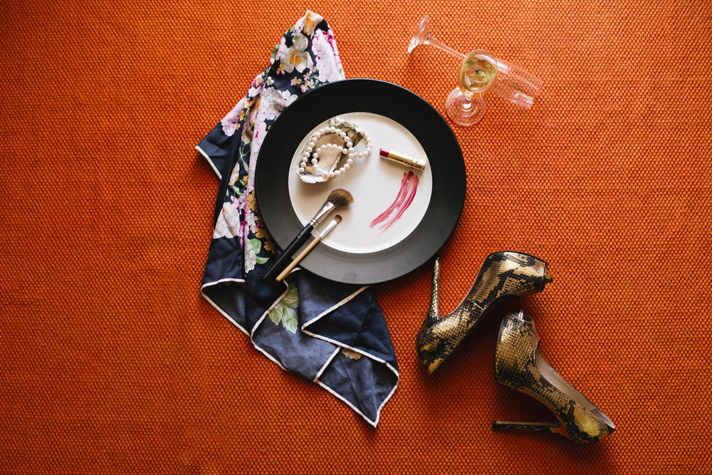 The parallel worlds of food & fashion