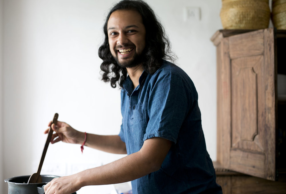 Shilo Suleman and Avijit Michael make fish stew | #1000Kitchens