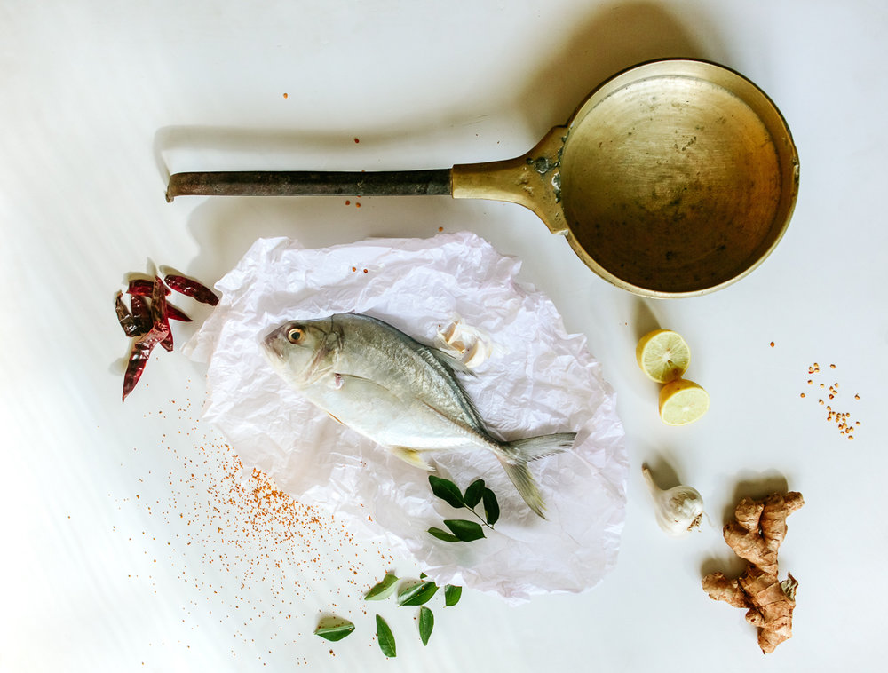 Ayesha Oommen's recipe for Meen Varuthathu | Goya Journal, Mark Swaroop, Soup
