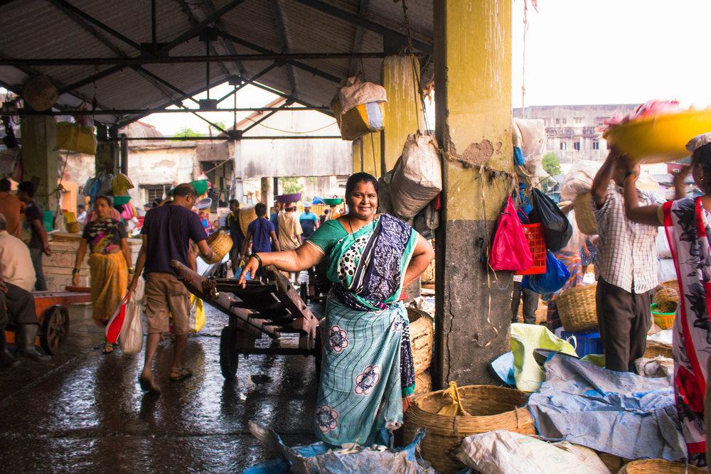The price of fish in recent times have gone up due to over fishing, and sales at Sassoon docks have been steadily declining over the last few years.