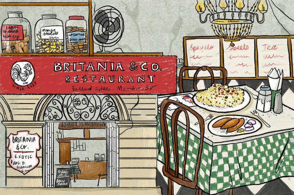 Britania Restaurant | Mumbai City Guide for The Goya Journal